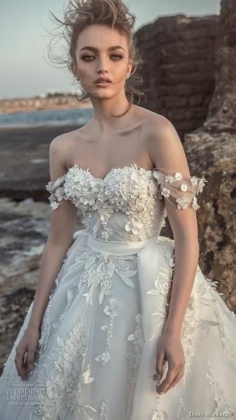 Sonbaharda Evlenmeyi Düşünenler İçin Gelinlik Modelleri galerisi resim 14