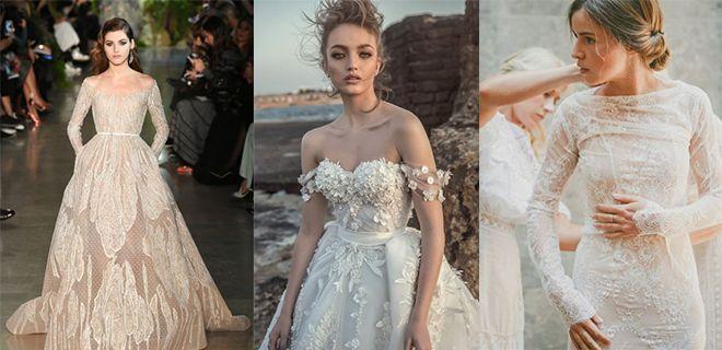 Sonbaharda Evlenmeyi Düşünenler İçin Gelinlik Modelleri