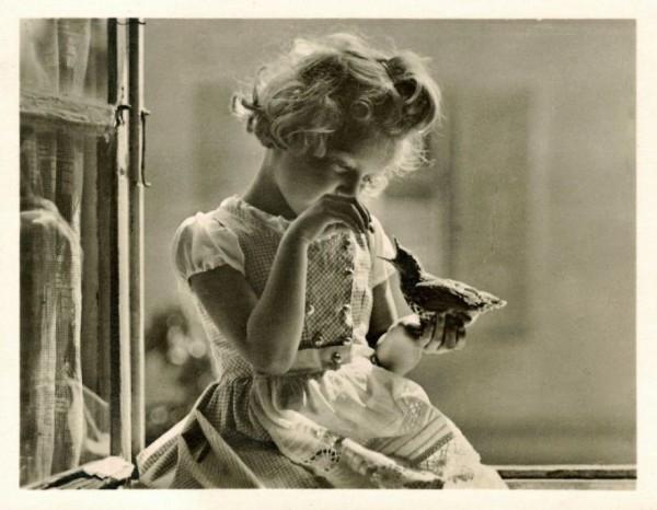 Hayvanlarının Sahipleriyle Çekilmiş Nostaljik Fotoğrafları galerisi resim 10