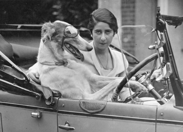 Hayvanlarının Sahipleriyle Çekilmiş Nostaljik Fotoğrafları galerisi resim 6
