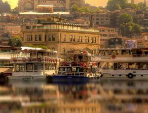 İstanbul'daki Tarihi Eserler
