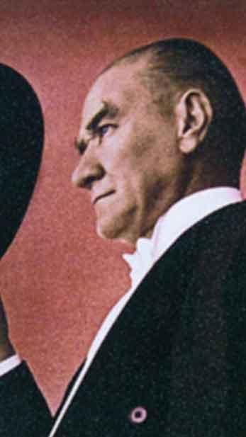 Renklendirilmiş Atatürk Fotoğrafları Çok Özel Resimler galerisi resim 39