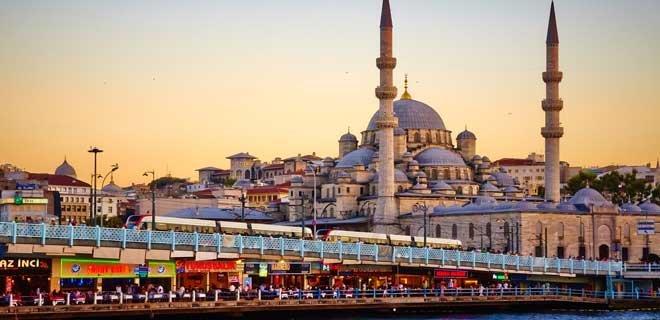 İstanbul Gezilecek Yerler -  Amp Story