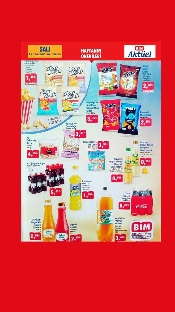 BİM 13 Temmuz Aktüel Ürünler Kataloğu & Fırsat Ürünleri galerisi resim 3