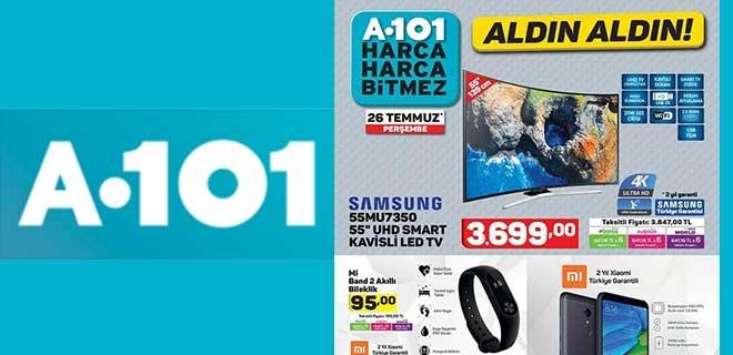 A101 23 Ağustos 2018 Aktüel Ürün Kataloğu - A101 Haftanın İndirimleri