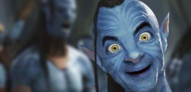 Mr. Bean Photoshop Mağduru Oldu!