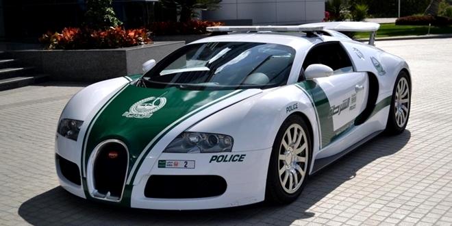 Dubai Polisinin Süper Lüks Arabaları galerisi resim 10