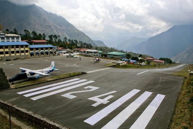 Dünyanın En Tehlikeli Havaalanları galerisi resim 1