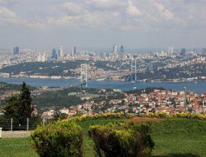 İstanbul'un En İyi Manzara İzlenecek Noktaları