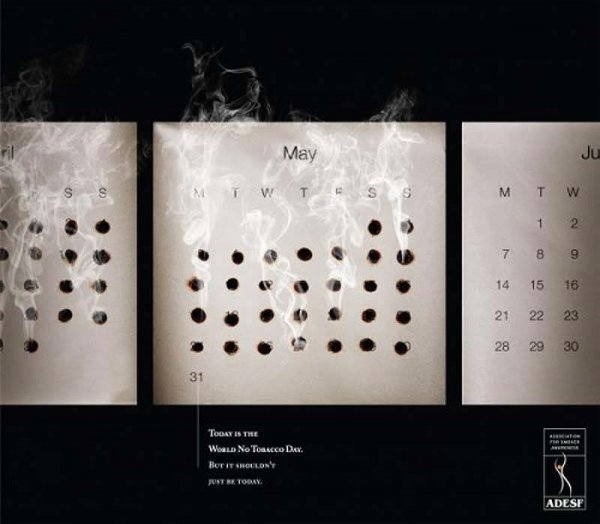 Sigara Karşıtı Afişler galerisi resim 13
