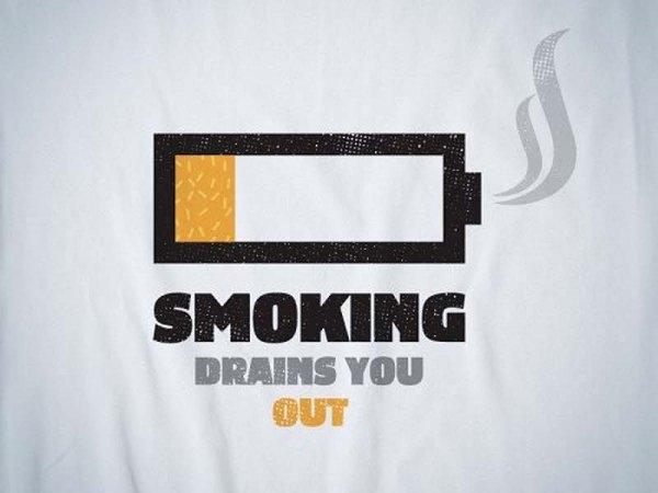 Sigara Karşıtı Afişler galerisi resim 2