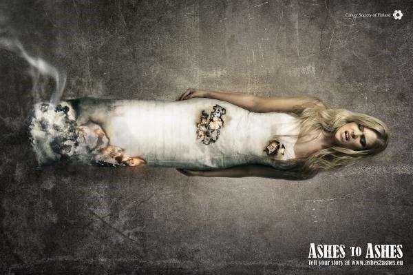 Sigara Karşıtı Afişler galerisi resim 27