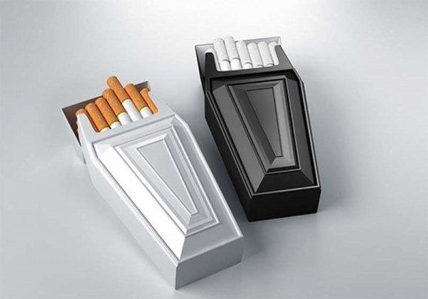 Sigara Karşıtı Afişler galerisi resim 7