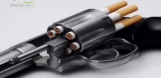 Sigara Karşıtı Afişler