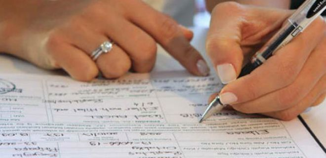 Evlenme Rekoru Kıran Ünlüler