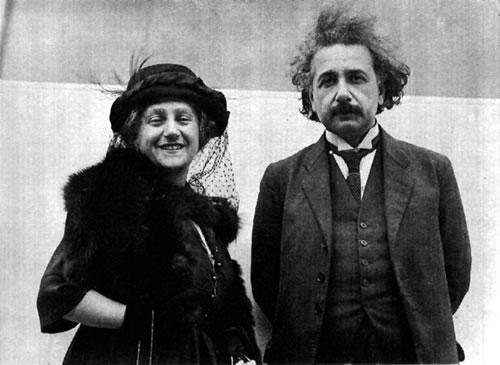 Einstein'in Eşine Koyduğu Yasaklar galerisi resim 1