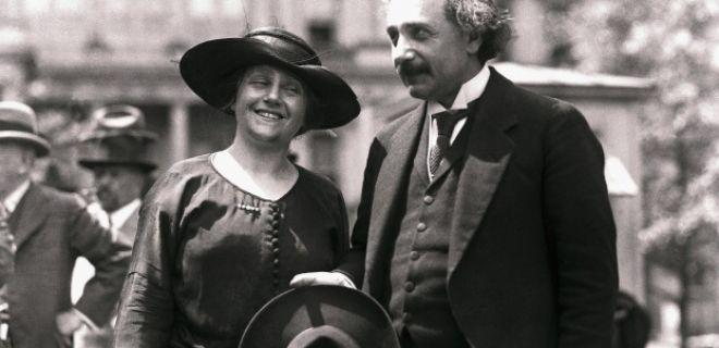 Einstein'in Eşine Koyduğu Yasaklar