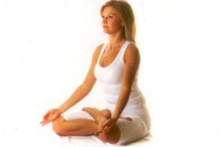 Oturarak Yapılan Yoga Hareketleri galerisi resim 1
