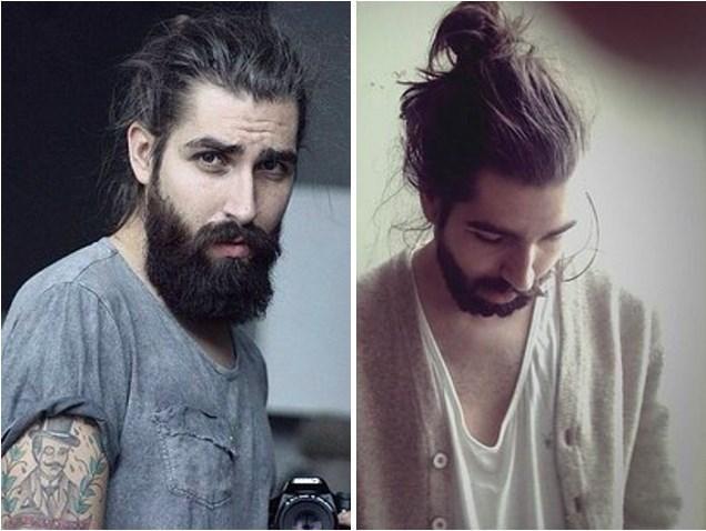 Kim Demiş Uzun Saç Erkeklere Yakışmaz! galerisi resim 5