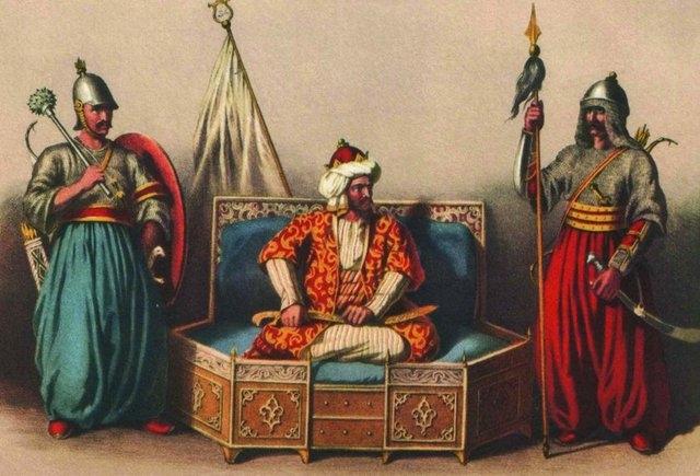 Osmanlı Padişahlarının Ölüm Sebepleri galerisi resim 1