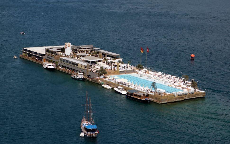 İstanbul'un En Güzel Yüzme Havuzları ve Fiyatları galerisi resim 3