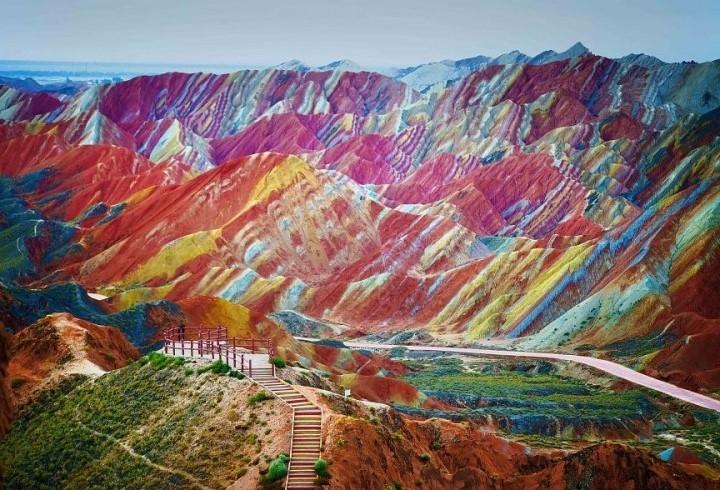 Dünyadaki En Renkli Yerler galerisi resim 15