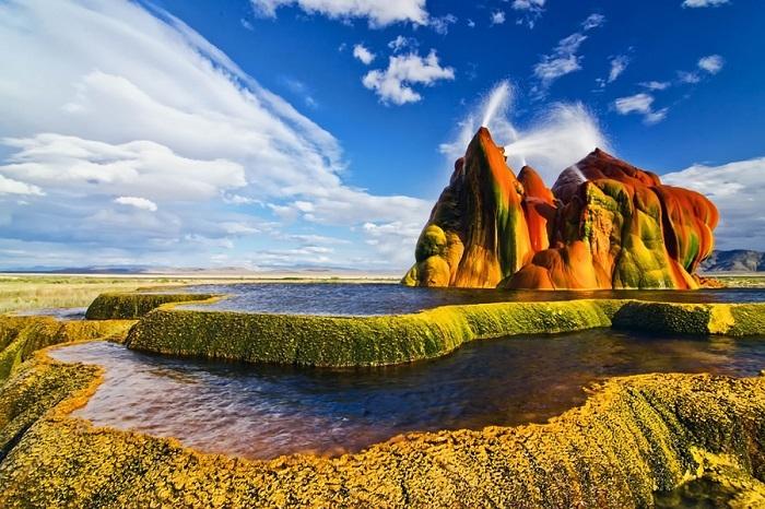 Dünyadaki En Renkli Yerler galerisi resim 4