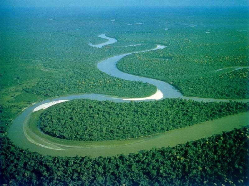 Dünyanın En Uzun Nehirleri galerisi resim 1