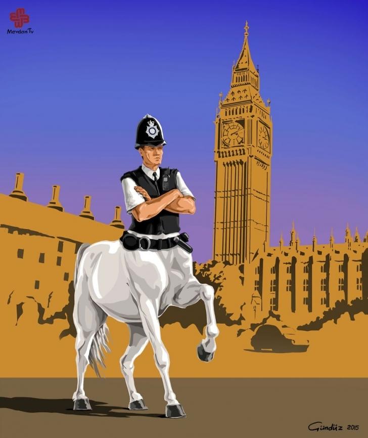 Ülkelerin Polislere Farklı Bir Bakış galerisi resim 16