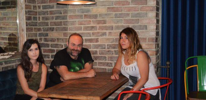 Serhan Ernak Özel Röportajından Kareler
