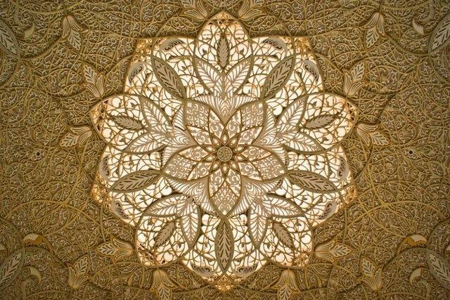 Camii Süslemelerinde En Özel Örnekler galerisi resim 10