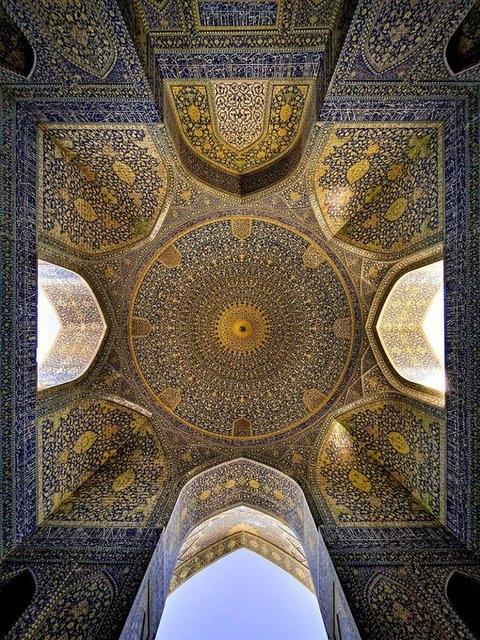 Camii Süslemelerinde En Özel Örnekler galerisi resim 4