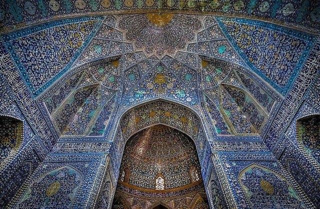 Camii Süslemelerinde En Özel Örnekler galerisi resim 7