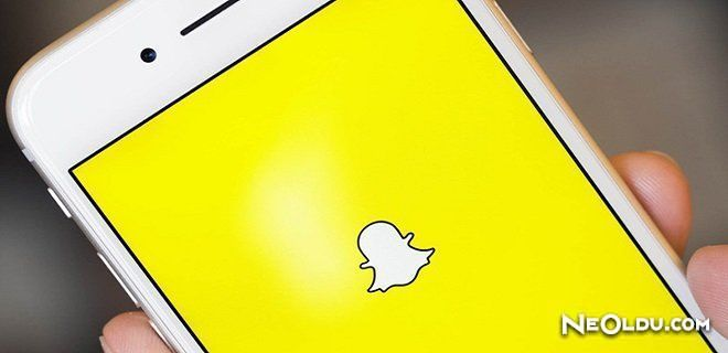 Snapchat'e Beklenen Özellik Geldi