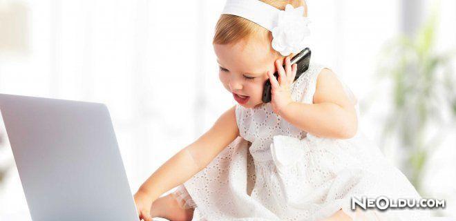 Teknolojik Aletlerin Çocukların Gelişimine Olumsuz Etkileri