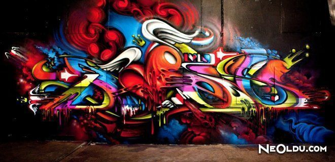 Sokak Sanatı: Grafiti