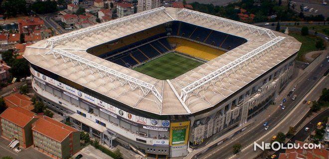 Fenerbahçe'den İlk Yeni Nesil Stadyum