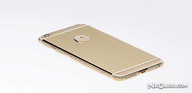 200 Bin Dolarlık iPhone