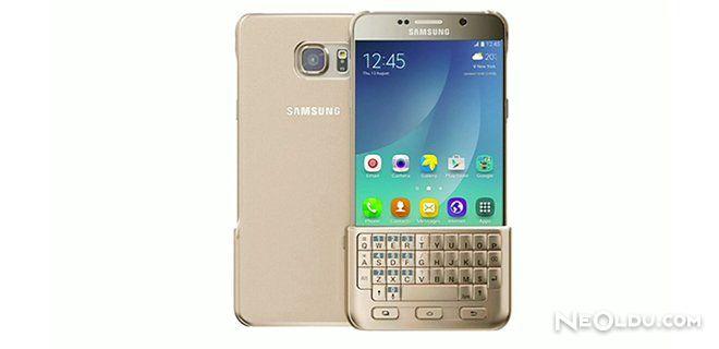 Samsung Fiziksel Klavyesini Tanıttı