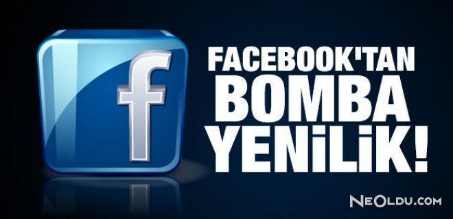 Facebook 'Notlar Bölümü'nde Değişikliğe Gidiyor!
