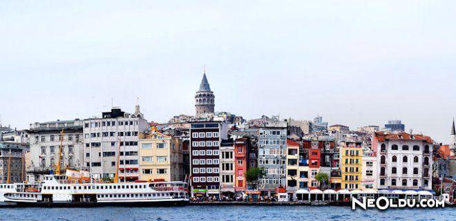 Karaköy'ün En İyi Mekanları
