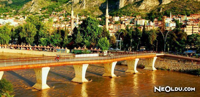 Amasya'nın Meşhur Lezzetleri