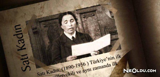Türkiyenin İlk Kadın Milletvekilleri