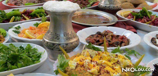 Mardin'in En Meşhur Lezzetleri