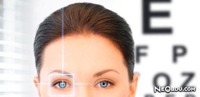 Astigmat nedir astigmat nasıl oluşur astigmat tedavisi astigmat belirtileri