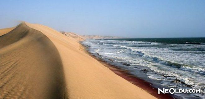 Nambiya İskelet Sahili: Cehennem Kıyısı