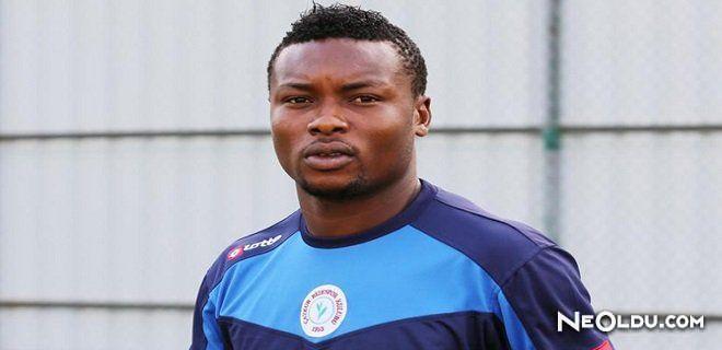 Godfrey Oboabona Kimdir