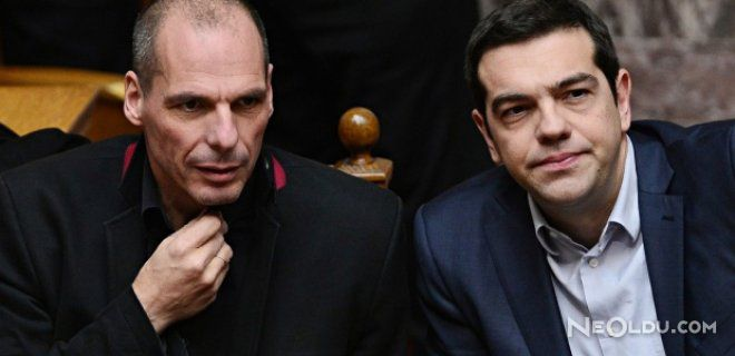 Çipras ve Varufakis Düellosu