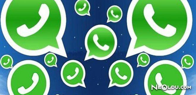 'WhatsApp'tan Yeni Uyarı