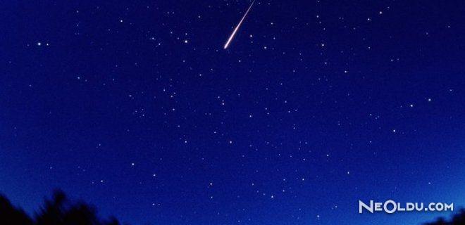 Yıldızlar Gerçekten Kayar mı?